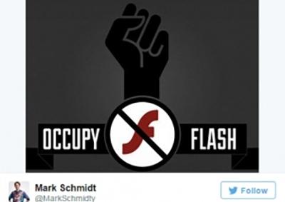Firefox加入反Flash陣營,瀏覽器預設封鎖Flash軟體