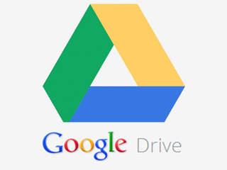 用Google雲端硬碟分享大量資料