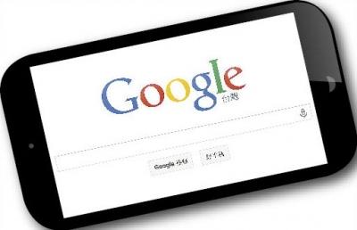 谷歌搜尋量 行動裝置追過電腦