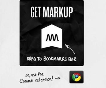 在網頁上做筆記、塗鴉-MarkUp