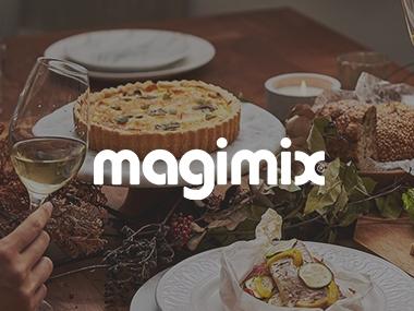 Magimix 調整機