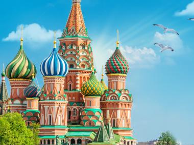 夢幻極光俄羅斯旅遊